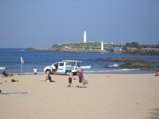 Wollongong_beach